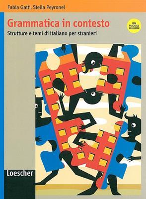 خرید کتاب ایتالیایی Grammatica in Contesto A1 B1