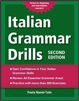 خرید کتاب ایتالیایی Italian Grammar Drills