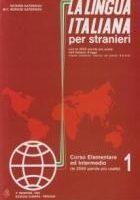 خرید کتاب ایتالیایی La lingua italiana per stranieri 1