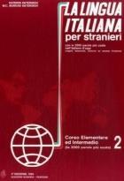 خرید کتاب ایتالیایی La lingua italiana per stranieri 2
