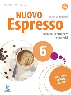 خرید کتاب ایتالیایی Nuovo Espresso 6