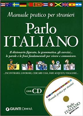 خرید کتاب ایتالیایی Parlo Italiano: Manuale Pratico Per Stranieri