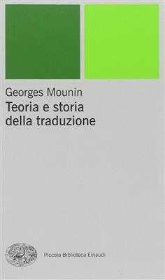 خرید کتاب ایتالیایی Teoria e storia della traduzione