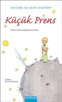 خرید کتاب ترکی استانبولی شازده کوچولو ترکی