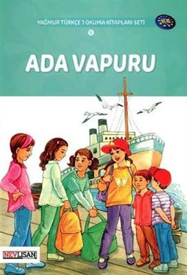 خرید کتاب ترکی استانبولی Ada Vapuru
