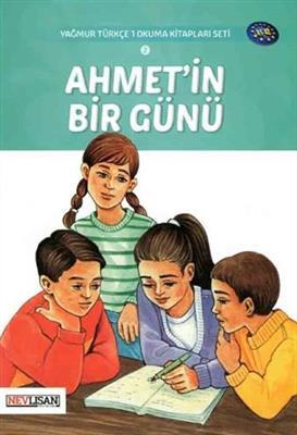 خرید کتاب ترکی استانبولی Ahmet'in Bir Gunu