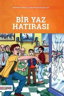 خرید کتاب ترکی استانبولی Bir Yaz Hatirasi