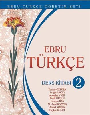 خرید کتاب ترکی استانبولی Ebru Turkce 2 Ders Kitabi (Student Book)+Anahtar Kitabi+EtkilesimCD