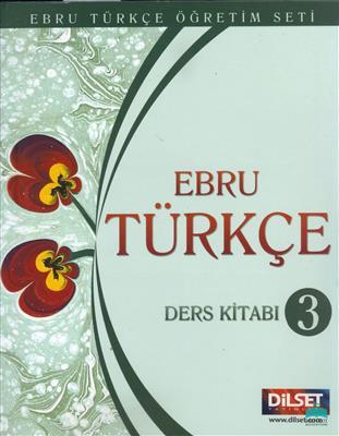 خرید کتاب ترکی استانبولی Ebru Turkce 3 Ders Kitabi (Student Book)+Anahtar Kitabi+EtkilesimCD