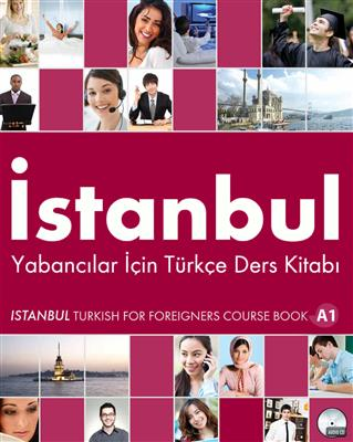 خرید کتاب ترکی استانبولی Istanbul A1 + WorkBook + CD