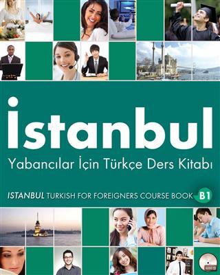 خرید کتاب ترکی استانبولی Istanbul B1 + WorkBook + CD