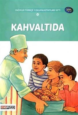 خرید کتاب ترکی استانبولی Kahvaltida