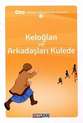 خرید کتاب ترکی استانبولی Keloglan Ve Arkadaslari Kulede