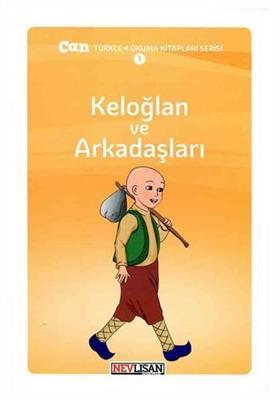 خرید کتاب ترکی استانبولی Keloglan Ve Arkadaslari