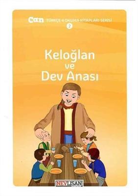خرید کتاب ترکی استانبولی Keloglan Ve Dev Anasi