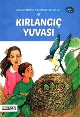 خرید کتاب ترکی استانبولی Kirlangic Yuvasi