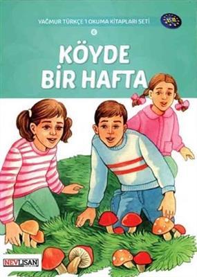 خرید کتاب ترکی استانبولی Koyde Bir Hafta