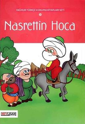خرید کتاب ترکی استانبولی Nasrettin Hoca