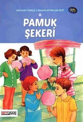 خرید کتاب ترکی استانبولی Pamuk Sekeri