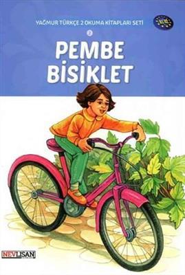 خرید کتاب ترکی استانبولی Pembe Bisiklet