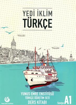 خرید کتاب ترکی استانبولی Yedi Iklim A1 (S.B+W.B)+Script+CD