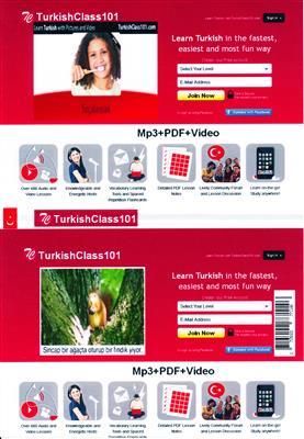خرید کتاب ترکی استانبولی turkish pod 101