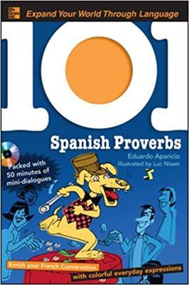 خرید کتاب فرانسه 101 Spanish Proverbs