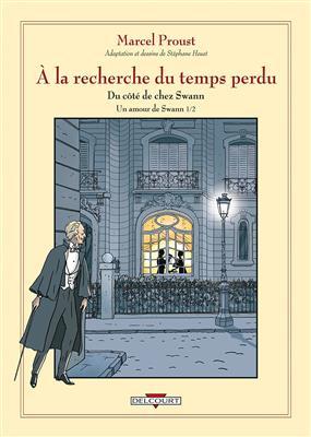 خرید کتاب فرانسه A la recherche du temps perdu - Un amour de Swann - Première partie Tome 04