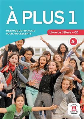 خرید کتاب فرانسه A plus 1