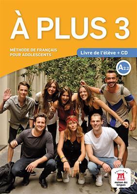 خرید کتاب فرانسه A plus 3