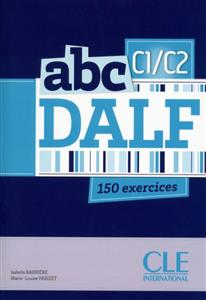 خرید کتاب فرانسه ABC DALF - Niveaux C1/C2 + CD