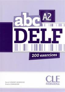 خرید کتاب فرانسه ABC DELF - Niveau A2 + CD