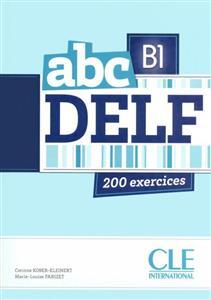 خرید کتاب فرانسه ABC DELF - Niveau B1 + CD