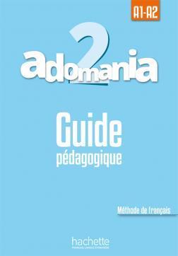 خرید کتاب فرانسه Adomania 2 : Guide pédagogique