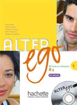 خرید کتاب فرانسه Alter Ego 1 + CD