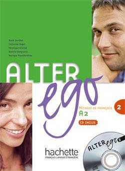خرید کتاب فرانسه Alter Ego 2 + CD