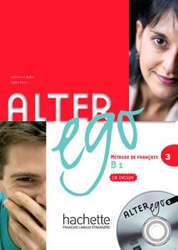 خرید کتاب فرانسه Alter Ego 3 + CD
