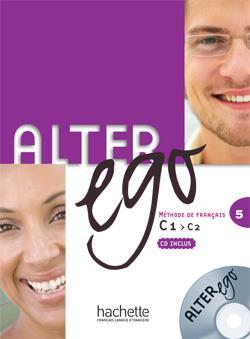 خرید کتاب فرانسه Alter Ego 5 + cahier + CD