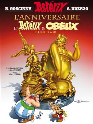 خرید کتاب فرانسه Asterix - Tome 34 : L'anniversaire d'Asterix et Obelix