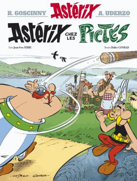 خرید کتاب فرانسه Asterix - Tome 35 : Asterix chez les Pictes
