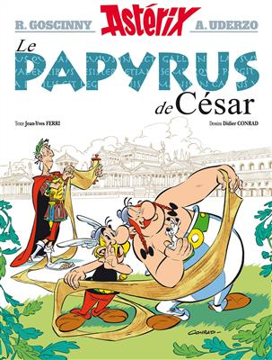 خرید کتاب فرانسه Asterix - Tome 36 : Asterix - Le Papyrus de Cesar