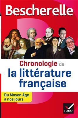 خرید کتاب فرانسه Bescherelle Chronologie de la litterature française
