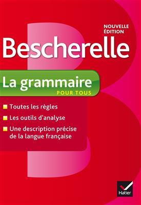 خرید کتاب فرانسه Bescherelle La Grammaire