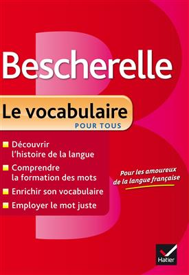 خرید کتاب فرانسه Bescherelle Le Vocabulaire pour tous