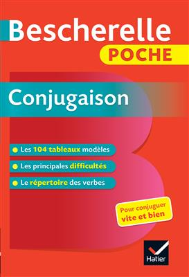 خرید کتاب فرانسه Bescherelle poche Conjugaison بشقل جیبی