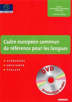 خرید کتاب فرانسه Cadre europeen commun de reference pour les langues
