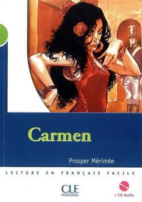 خرید کتاب فرانسه Carmen - Niveau 2