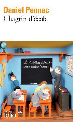 خرید کتاب فرانسه Chagrin d'école