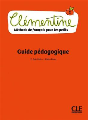 خرید کتاب فرانسه Clementine 2 - Guide pédagogique