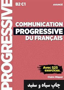 خرید کتاب فرانسه Communication progressive - avance + CD
